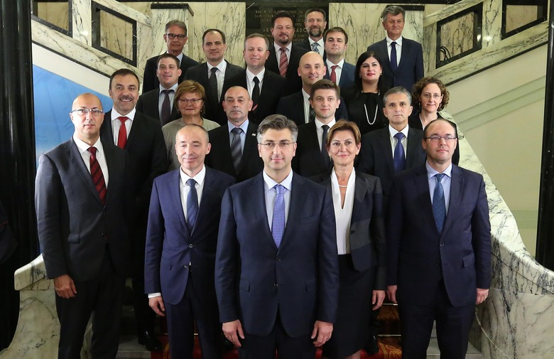 Hrvatska dobila novu Vladu