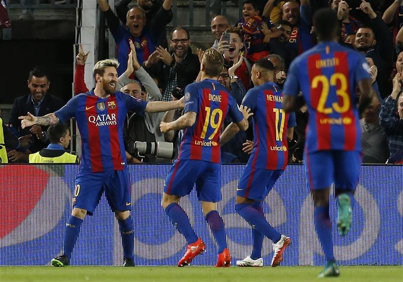 Barcelona pobijedila Manchester City, hat-trick Lionela Messija