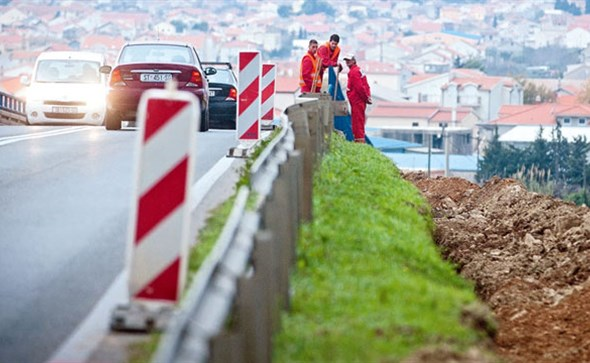 Od Posušja do Širokog Brijega gradit će se trak za spora vozila