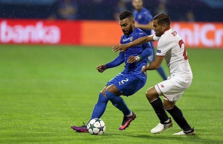 Sevilla slavila na Maksimiru, ali malo je nedostajalo da Dinamo dođe do boda!