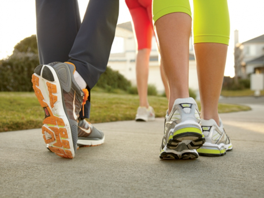 Hodajte jer ćete biti zdraviji