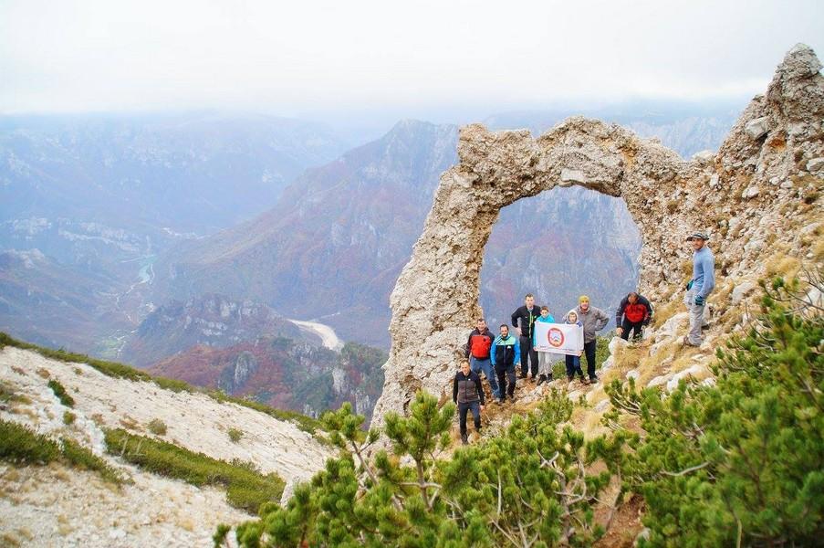 HPD Pločno: Uspon kroz kanjon Diva Grabovica i prekrasne fotografije Blidinja u jesen