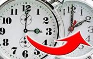 Noćas započinje zimsko računanje vremena