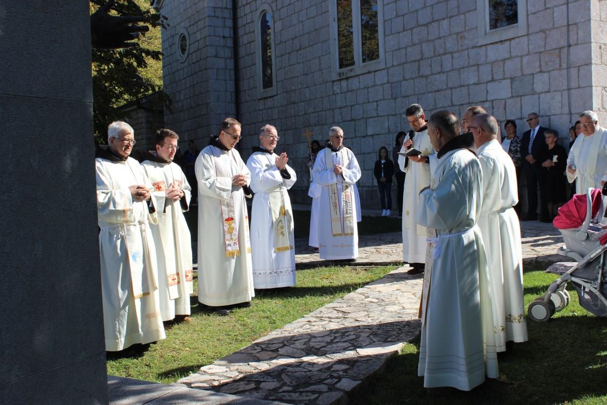 POSUŠKI GRADAC: Proslavljena svetkovina sv. Franje Asiškoga