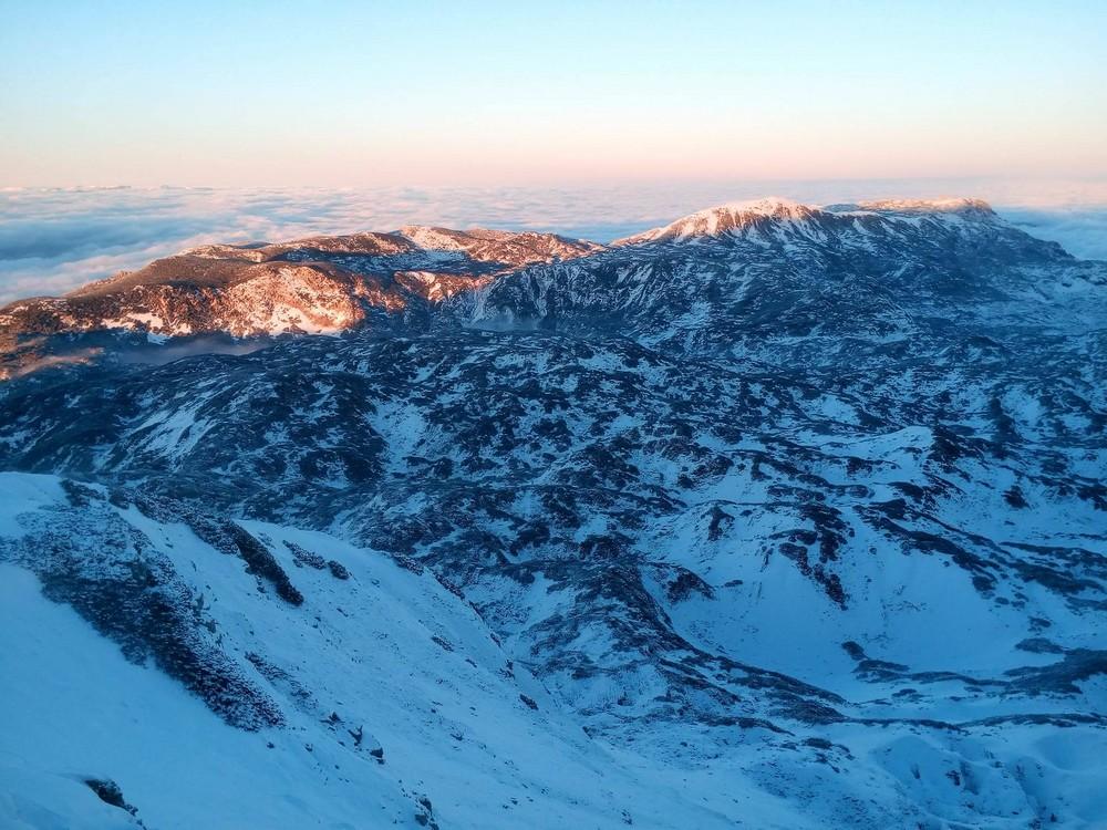 Pogledajte predivne prizore s veličanstvene nam planine Čvrsnica prekrivene snijegom!