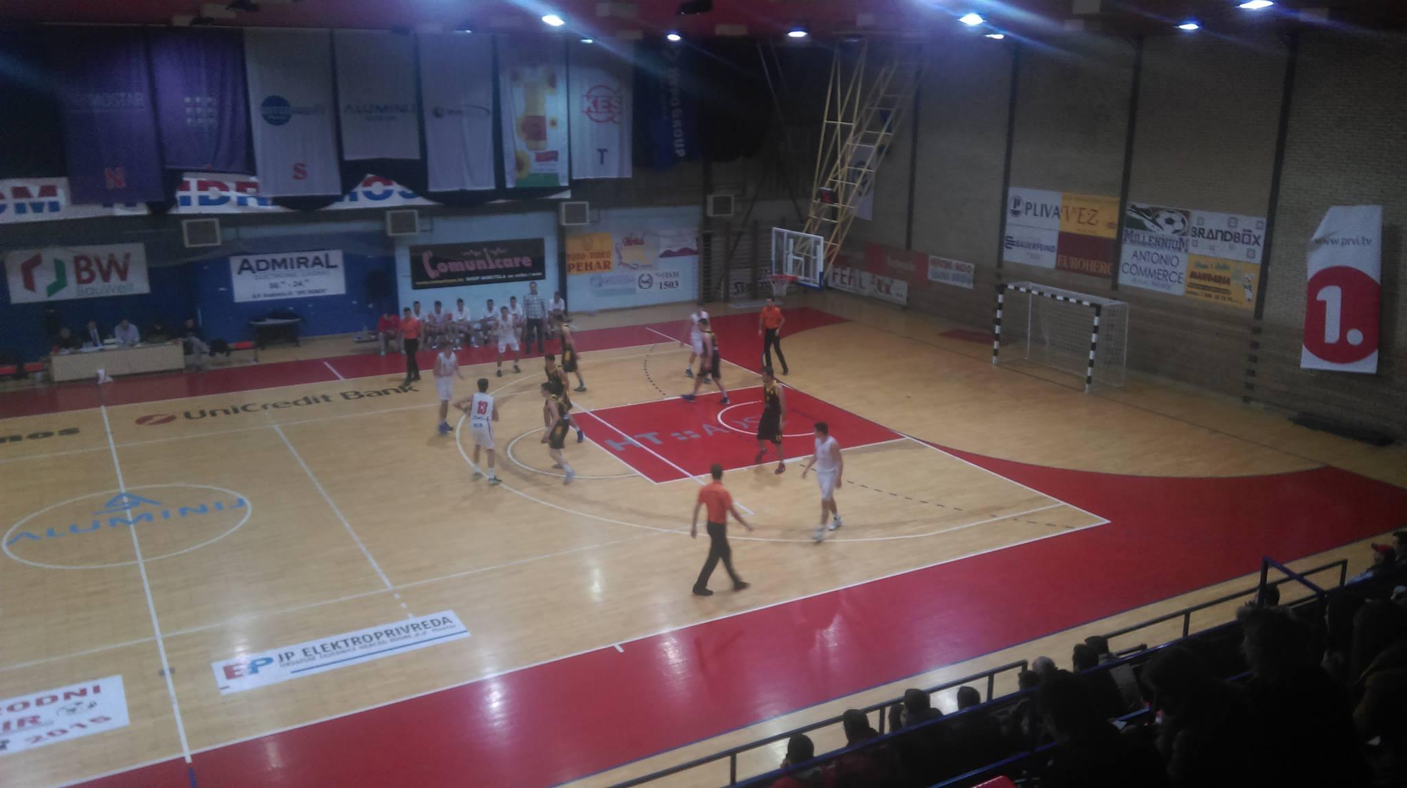 Košarkaši nastavljaju s dobrim igrama i pobjedama: Slavili u Mostaru protiv Zrinjskog II