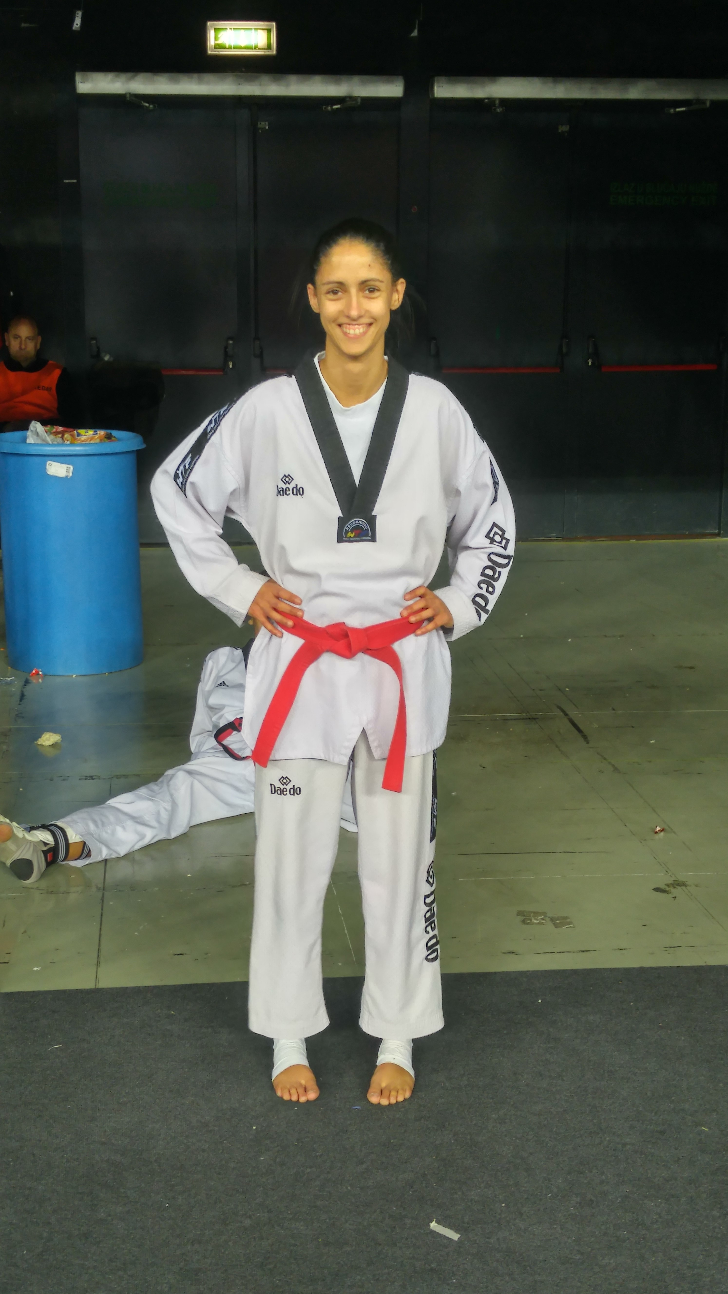 Mihaela Senjak ostvarila prvu pobjedu na G1 turnriu