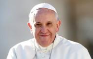 Papina misa za robijaše: Rekao im je da nada ne smije uvenuti