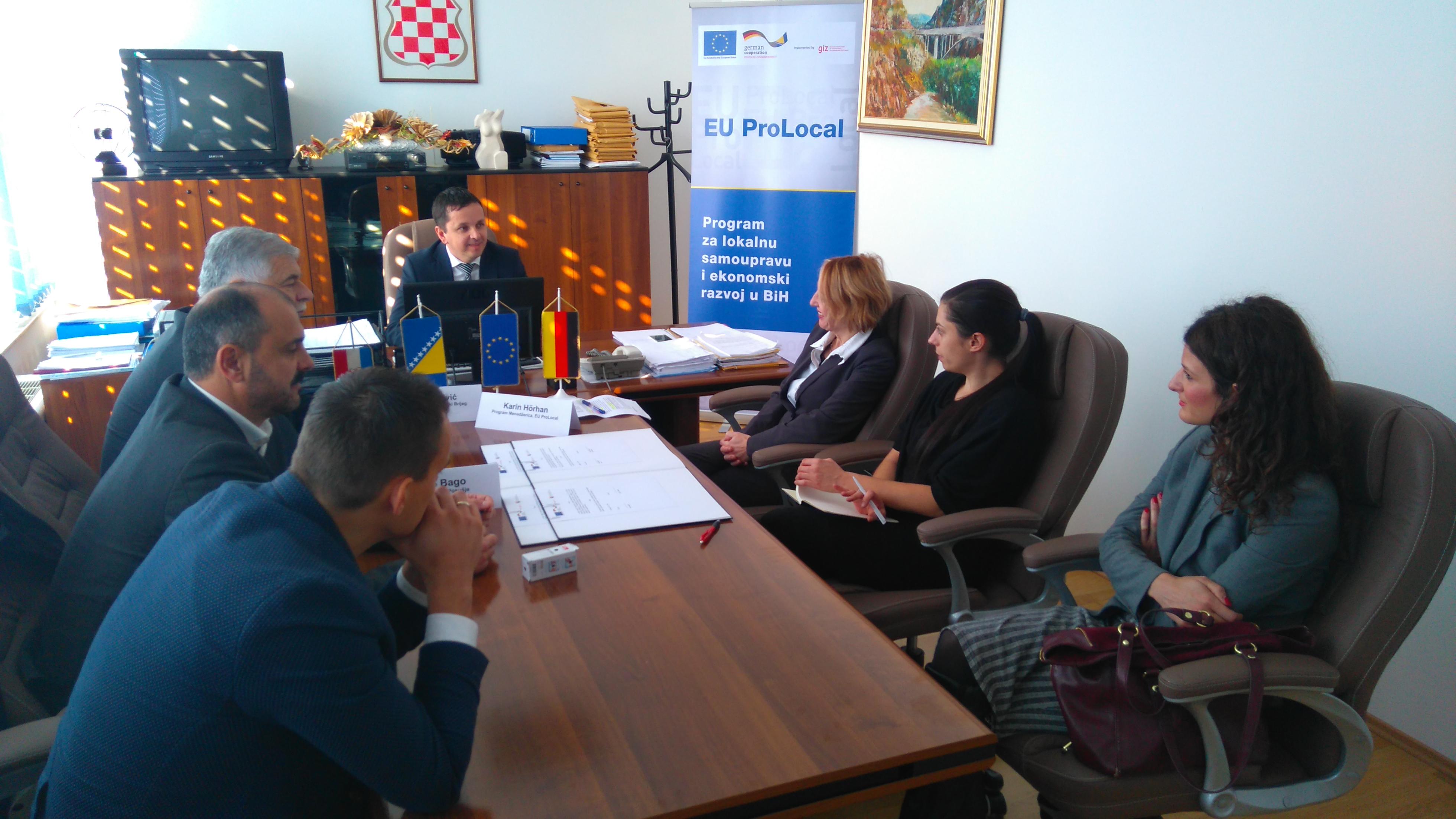 Potpisana suradnja s lokalnim zajednicama u okviru EU ProLocal Programa