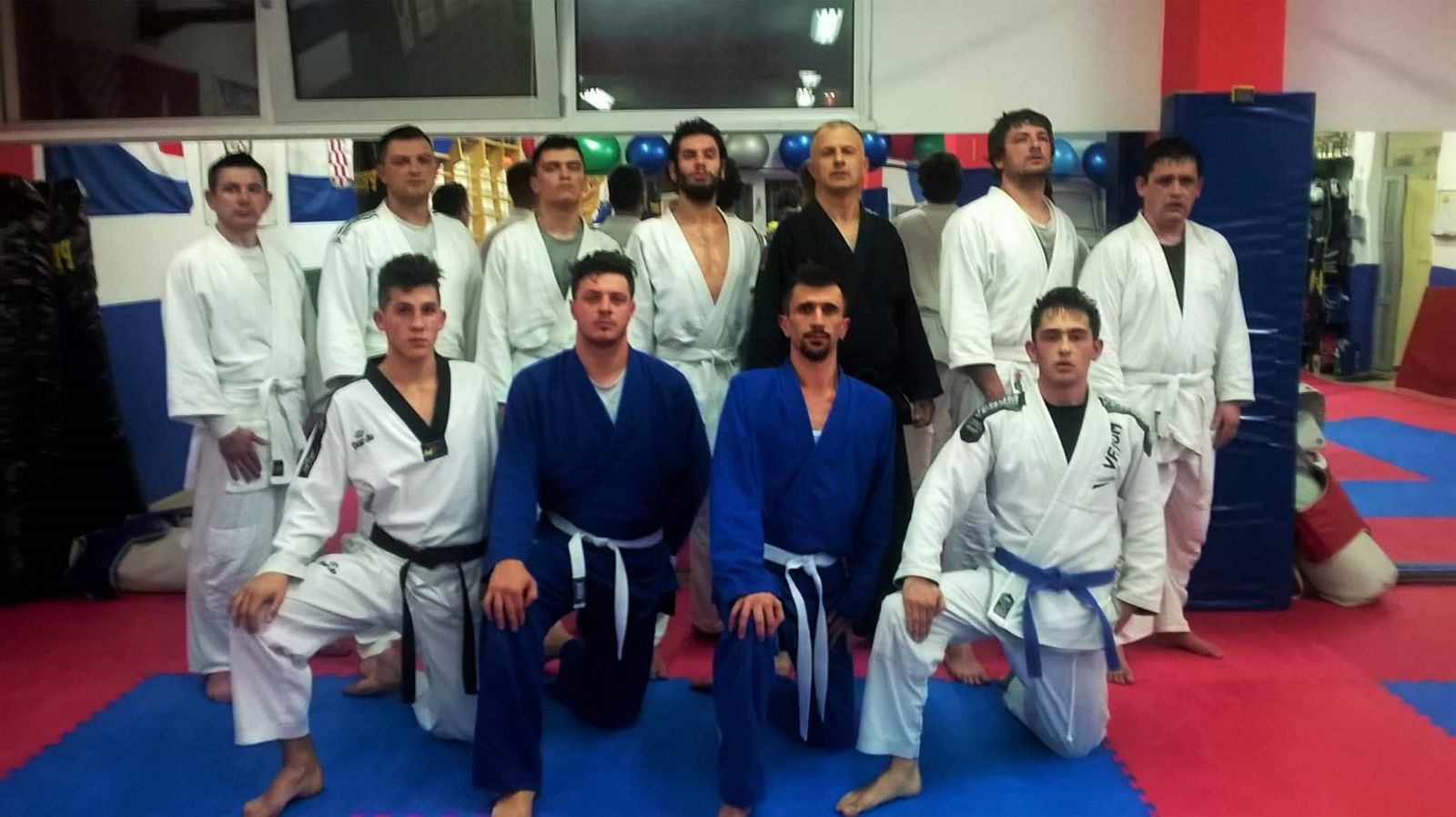 Jiu jitsu u Taekwondo domu Poskok