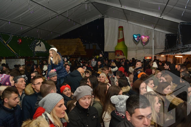 Svečano otvoren prvi Advent u Mostaru