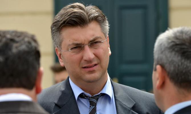 Plenković: obavijestili smo EU i NATO, nećemo dopustiti reviziju Domovinskog rata