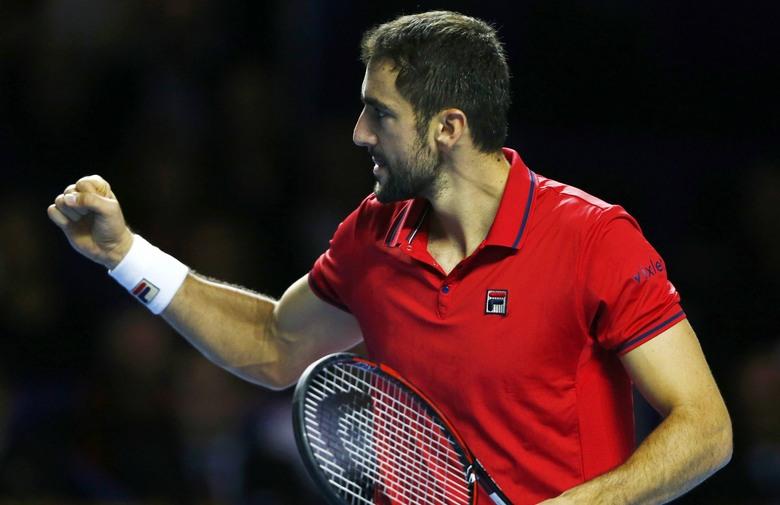 Čilić pobijedio Goffina i osigurao nastup na ATP finalu u Londonu