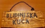 Blidinjska kuća na manifestaciji Advent u Mostaru