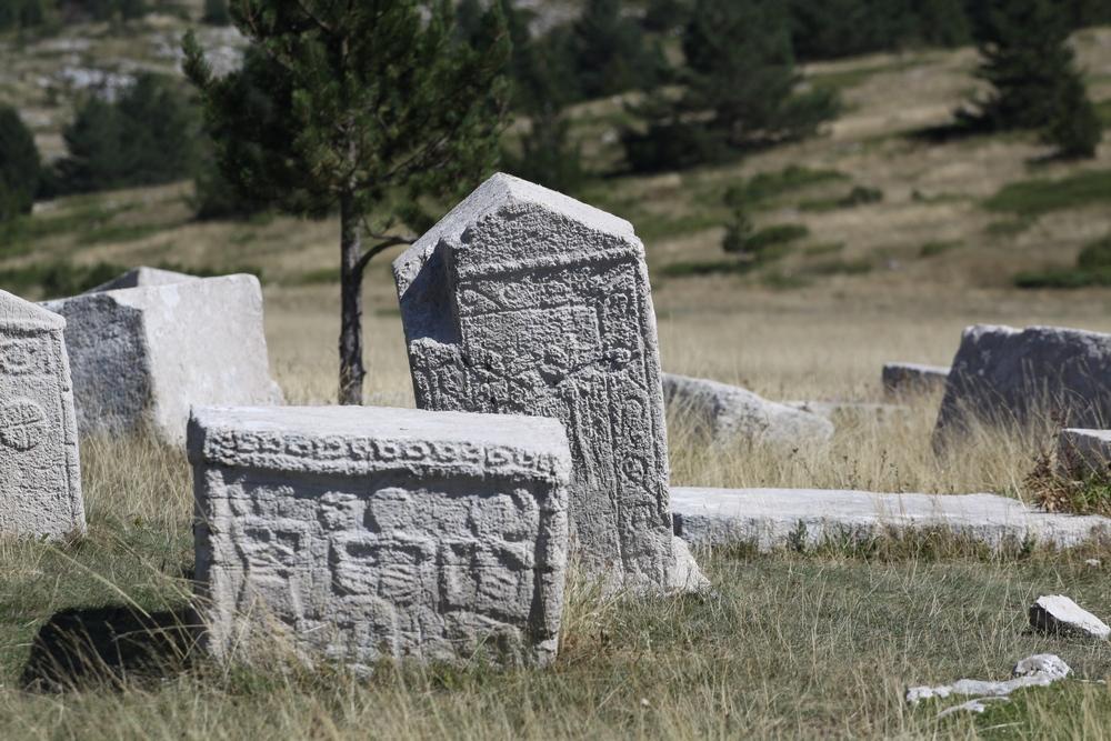 U Pologu kod Mostara do sad otkrivena 84 stećka