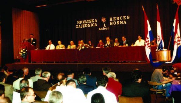 Sastaju se članovi Vlade Hrvatske Republike Herceg Bosne