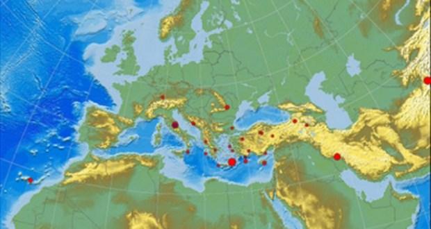 Jučer dva potresa u Hercegovini
