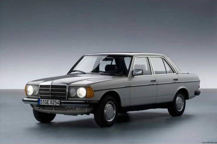 """W123 je najveća Mercedesova """"greška"""" svih vremena"""