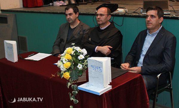 U punom širokobriješkom kinu predstavljena knjiga fra Marija Knezovića