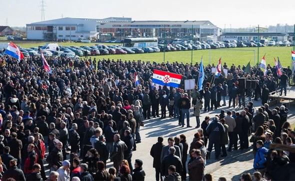 PORUKA IZ ORAŠJA: Nas Hrvate u BiH od ovoga što nam se događa može zaštiti samo Vlada RH