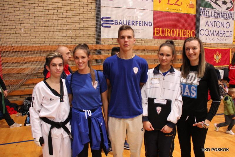 VELIKI USPJEH: 20 medalja za Poskoke u Mostaru