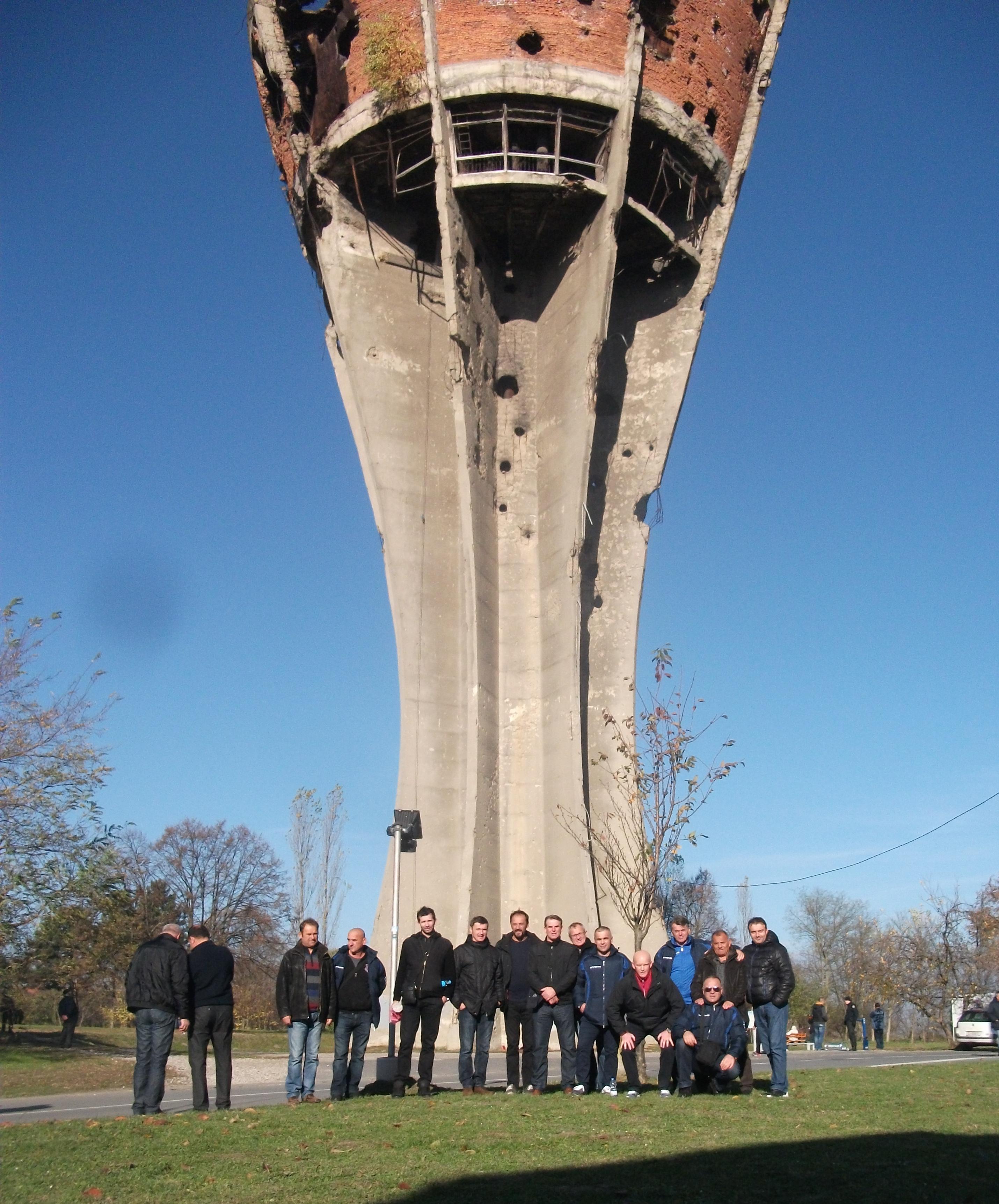 Veterani Hšk Posušje u koloni sjećanja u Vukovaru