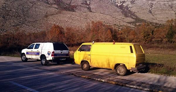 Ljubinje -Trebinje: otkrivene i oduzete krijumčarene cigarete