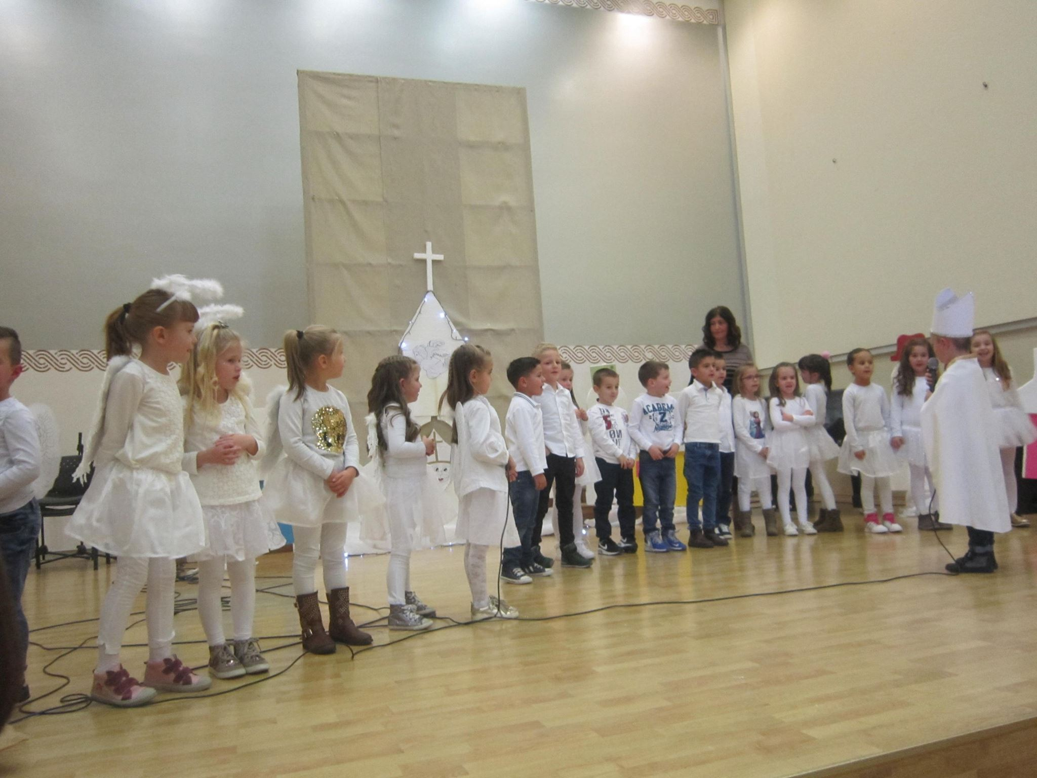 Božićna priredba Dječjeg vrtića Bajka