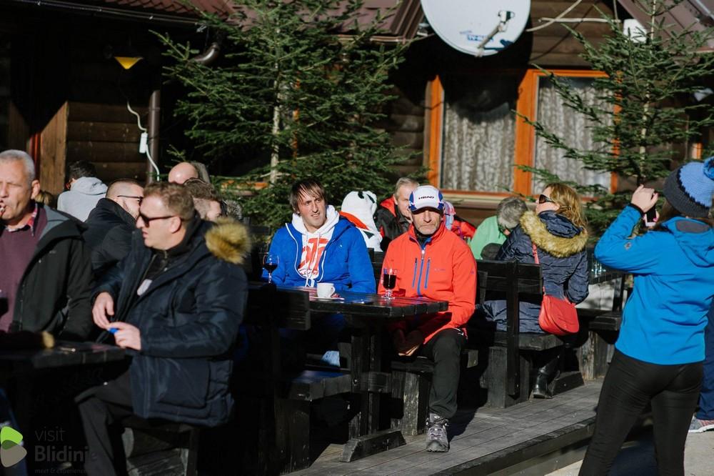 Na Blidinju službeno otvorena zimska turistička sezona 2016/2017