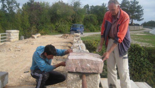 POSUŠJE: Odbor za zaštitu kamenog mosta na Ričini