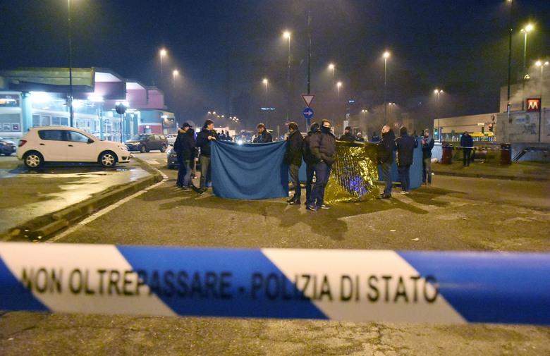 Otisci prstiju potvrdili: Osumnjičenik za napad u Berlinu ubijen u Milanu! Zapucao je na policiju na rutinskoj kontroli