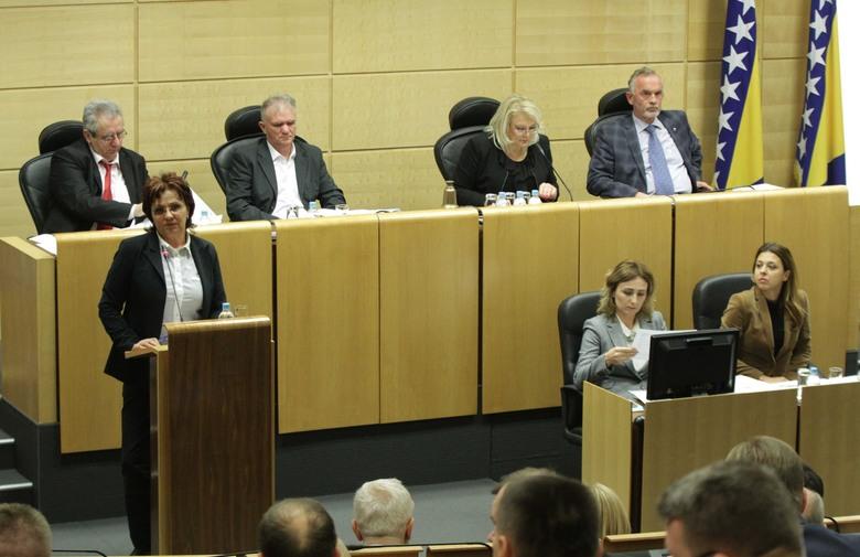 Dom naroda PSBiH podržao proračun za 2017. godinu u prvom čitanju