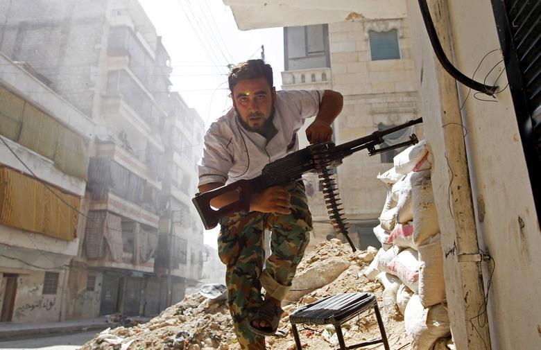REŽIM SLAVI POBJEDU: Sirijska vojska zauzela cijeli Alep