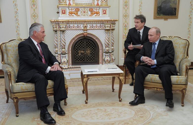 KADROVIRANJE: Moskva oduševljena novim Trumpovim šefom diplomacije