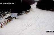 Snijeg koji pada na Blidinju će obradovati sve one koji će dočekati Novu godinu u ovom parku prirode