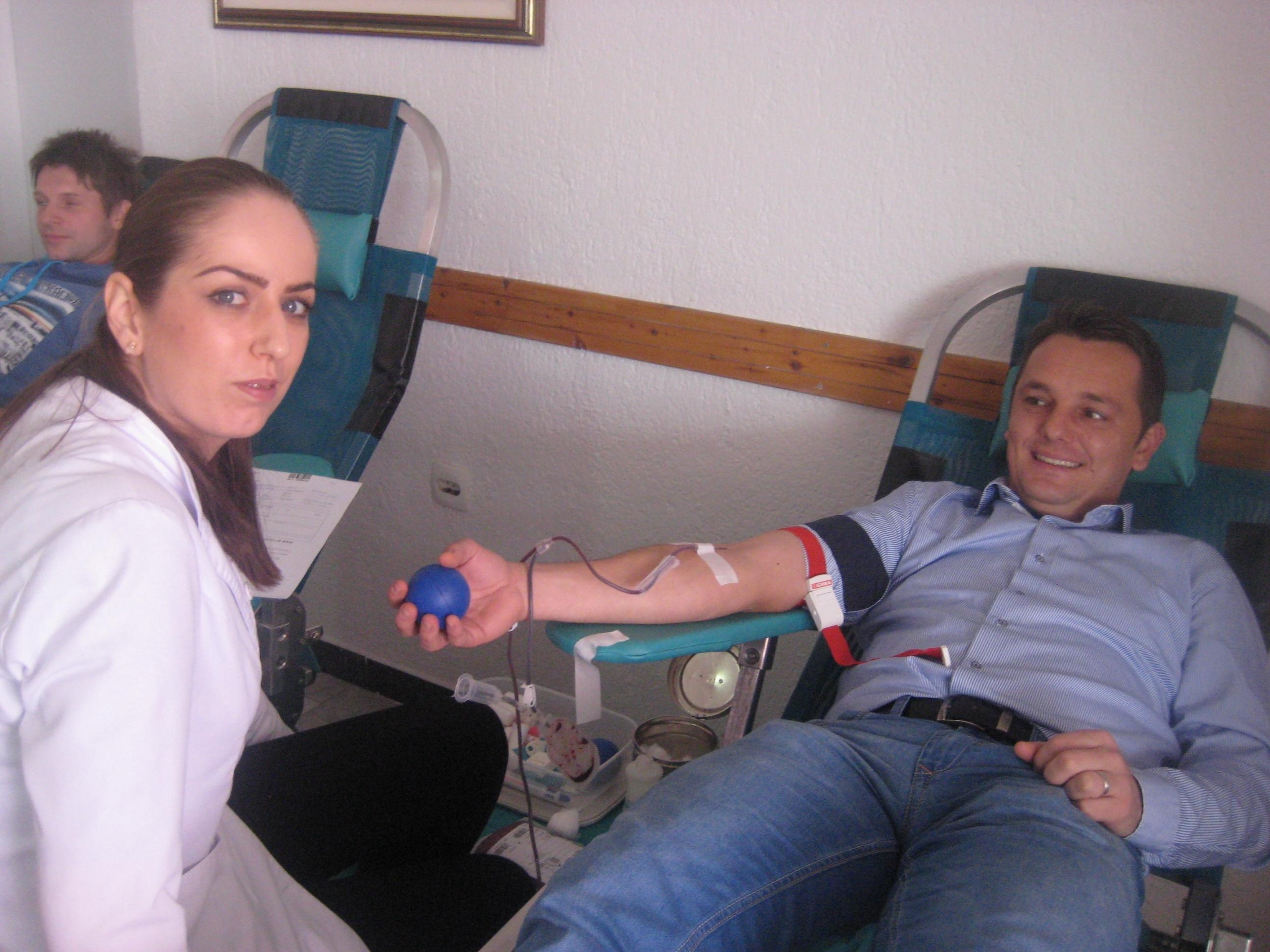 POSUŠJE: U božićnoj akciji Crvenog križa Posušje darovano 48 doza krvi