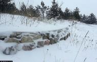 Na Blidinju 15 cm snijega – ceste prohodne