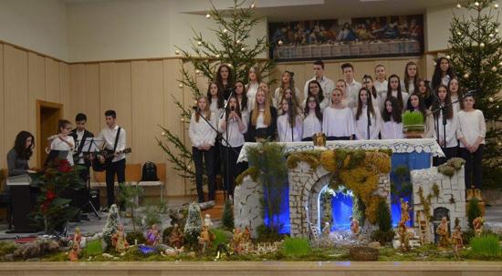 Božićni koncert u Posušju 2016.