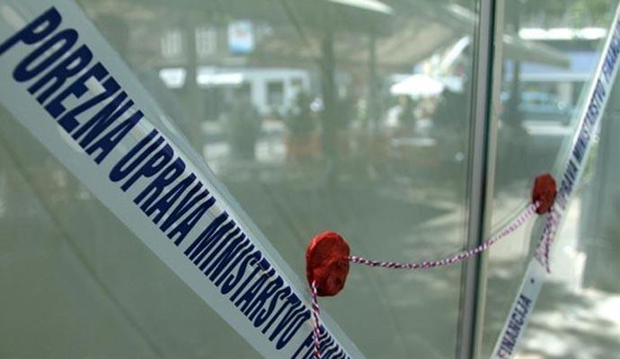 Porezna uprava izdala čak 274 800 KM kazni za jedan dan inspekcijskog nadzora