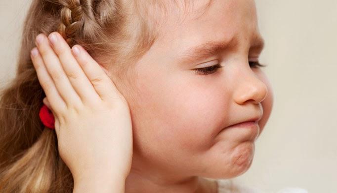 Prepoznajte upalu uha kod djeteta