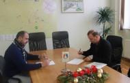 Potpisan ugovor o nabavci materijala za cjevovod Vir