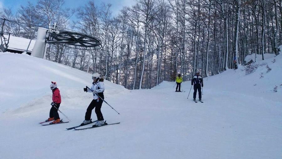 Na Blidinju snježna idila, skijalište pustilo u rad veliku stazu