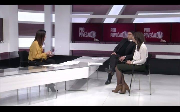 NAŠA TV: Toni Kraljević i Marija Ćeškić o proračunu ZHŽ