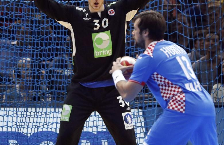 Hrvatska izgubila nakon drame! Horvat nije iskoristio sedmerac za pobjedu, Norvežani slavili u produžetku