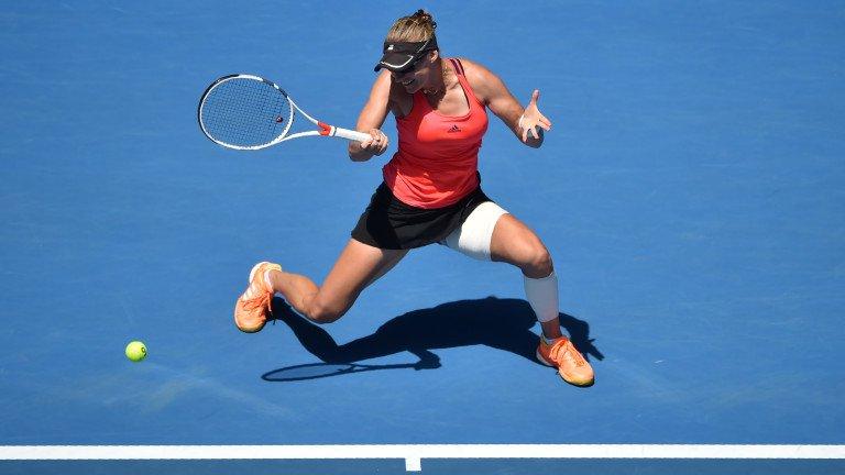 Mirjana Lučić Baroni nije uspjela izboriti finale Australian Opena