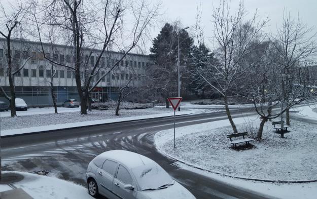 Snijeg prekrio i Hrvatsku, najviše palo u Ogulinu