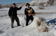 BLIDINJE: Sve čari planinskih visova u snijegu i ledu