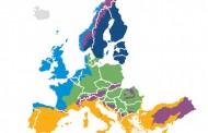NOVA KARTA: Klimatske promjene pogodit će cijelu Europu, strašne posljedice zatopljenja