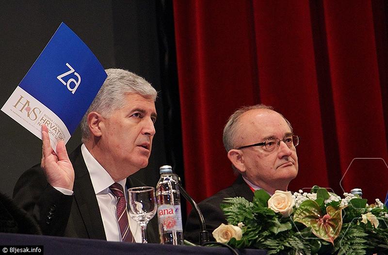 Poruke s HNS-a: Cilj je federalna jedinica s hrvatskom većinom