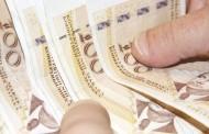 Najviša mjesečna plaća U 2016. godini bila je 27 960 KM
